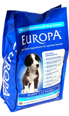 Picture of Europa Puppy/Junior 2kg