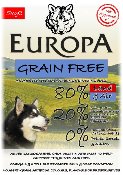 Picture of 80/20 Grain Free Land & Air 10kg